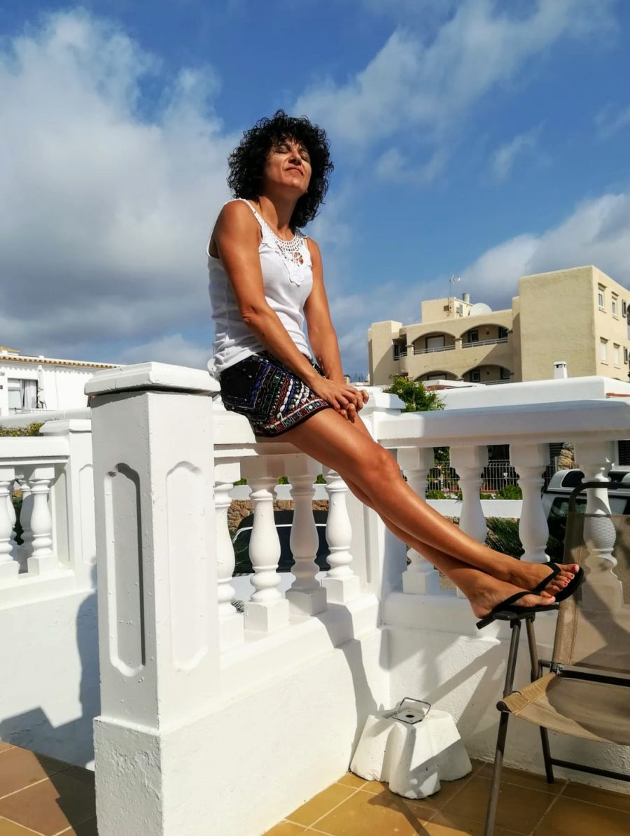 Rebeca Valdivia, asesora de imagen, personal shopper, estilista, stilist, influencer, la blogger indie, Donostia, San Sebastián, Miss Clov, travel, viajes, Ibiza, Es Cana, summer, holidays