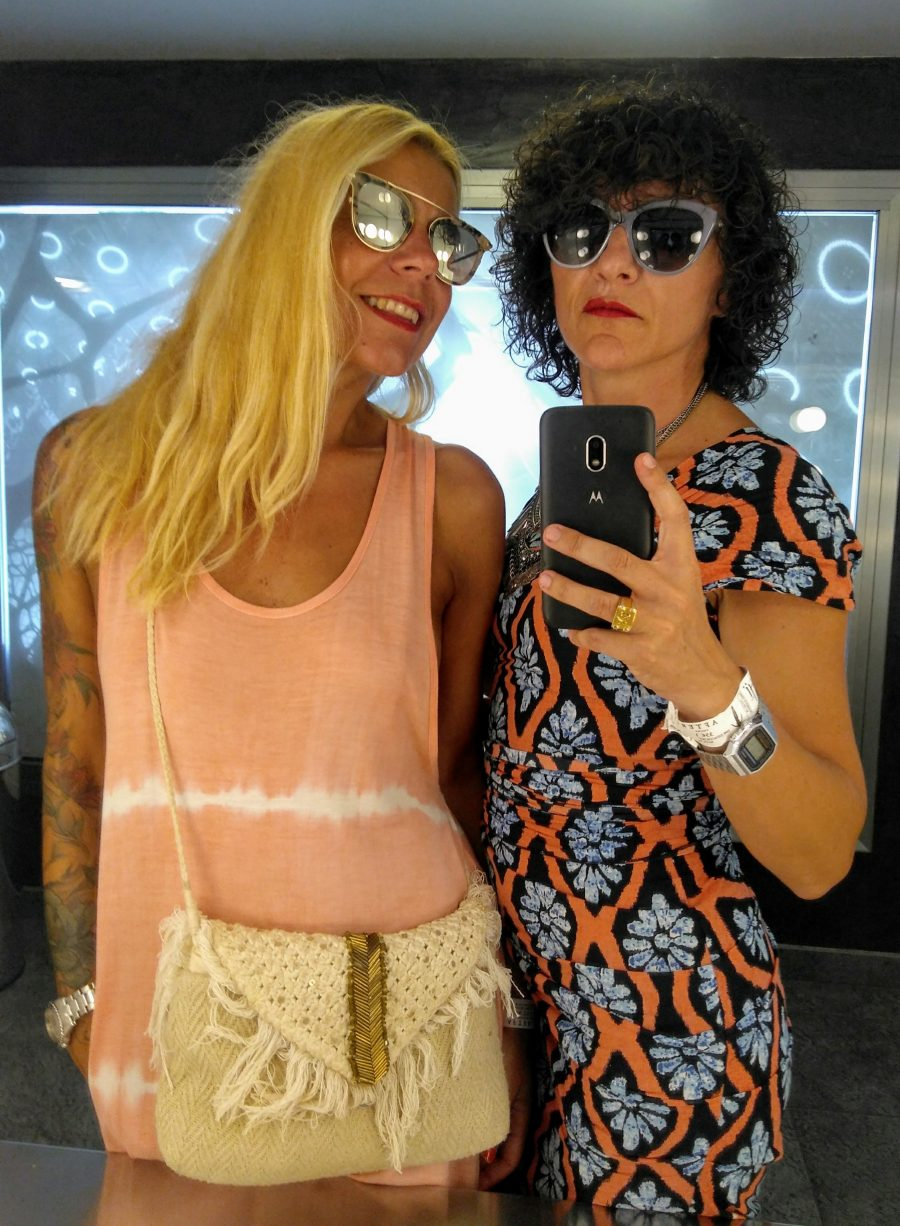 Rebeca Valdivia, asesora de imagen, personal shopper, estilista, stilist, influencer, la blogger indie, Donostia, San Sebastián, Miss Clov, travel, viajes, Ibiza, Usuhaia, friends