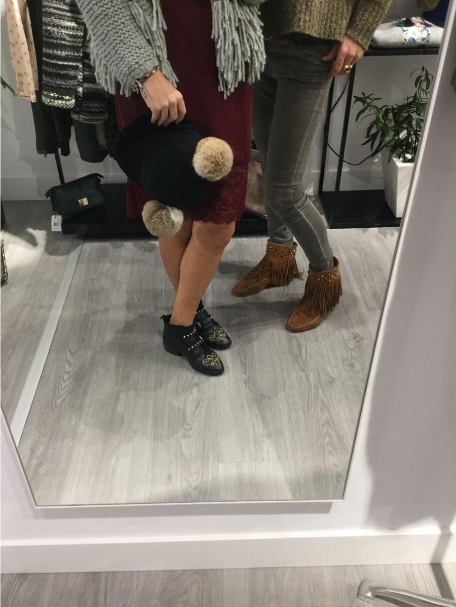 Angi, Rebeca Valdivia, Donostia, Personal Shopper, blogger