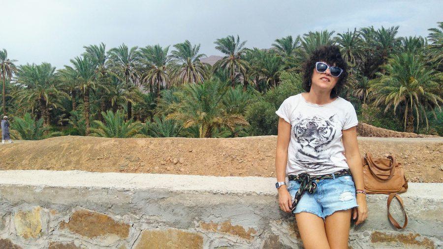 Miss Clov, Rebeca Valdivia, personal shopper, travel, trip, Moroco, Sahara, Atlas, Marrueco, desierto del Sahara, desert, oasis, Valle del Drá