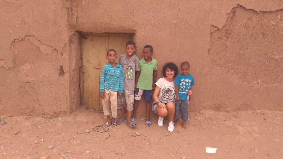 Miss Clov, Rebeca Valdivia, personal shopper, travel, trip, Moroco, Sahara, Atlas, Marrueco, desierto del Sahara, desert, M'Hamid