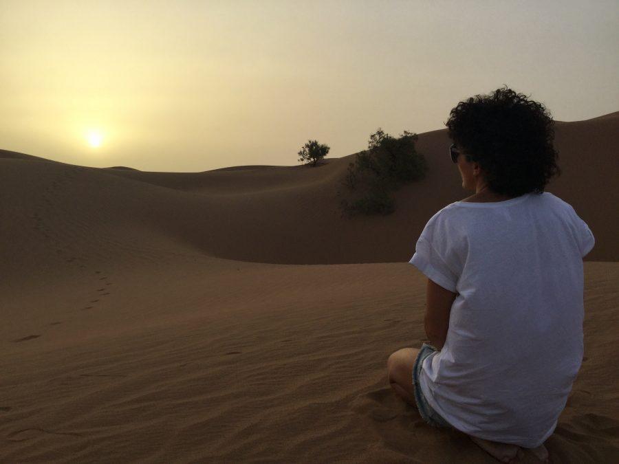 Miss Clov, Rebeca Valdivia, personal shopper, travel, trip, Moroco, Sahara, Atlas, Marrueco, desierto del Sahara, desert, Camellos, campamento, jaimas bereberes