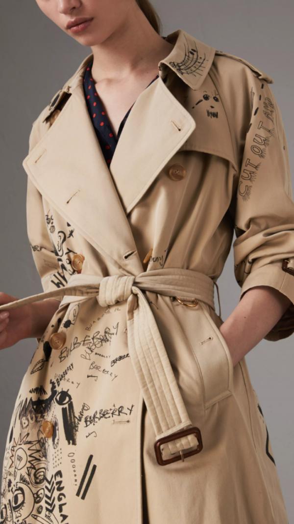 Rebeca Valdivia, asesora de imagen, personal shopper, estilista, stilist, Donostia, San Sebastián, Miss Clov, inspo, inspiration, inspiración, gabardina, trench coat, historia, history, Burberry