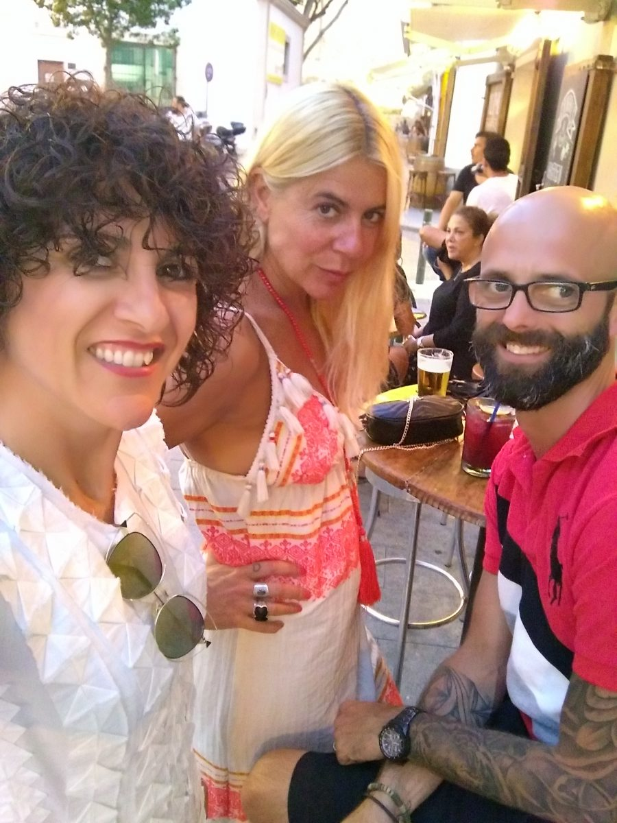Rebeca Valdivia, asesora de imagen, personal shopper, estilista, stilist, influencer, la blogger indie, Donostia, San Sebastián, Miss Clov, travel, viajes, Ibiza, summer, holidays, friends