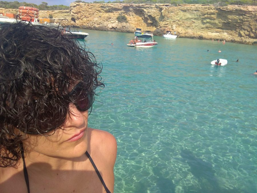 Rebeca Valdivia, asesora de imagen, personal shopper, estilista, stilist, influencer, la blogger indie, Donostia, San Sebastián, Miss Clov, travel, viajes, Ibiza, Playas Comta, Cala Conte