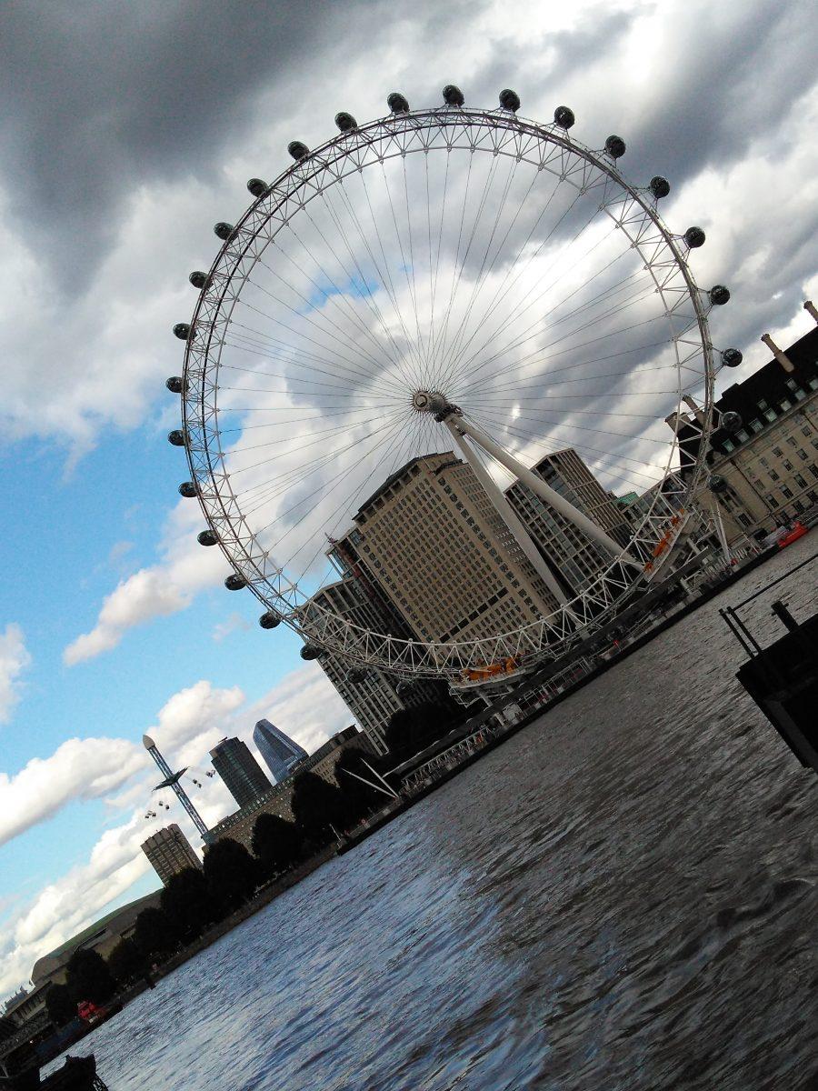 Rebeca Valdivia, asesora de imagen, personal shopper, Miss Clov, la blogger indie, Londres, London, viajes, travel, summer, Támesis, noria,